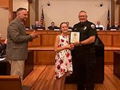 2018-08-14 Life Saving Award