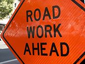 Road Work Ahead Web Thumbnail