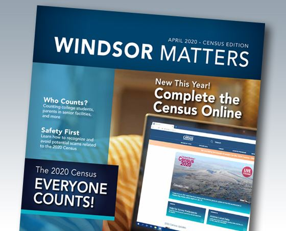 April 2020 Census Newsletter