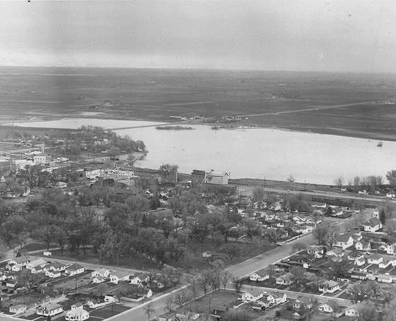 Windsor Lake Historic photo